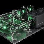 偏光光速度デジタル干渉計
